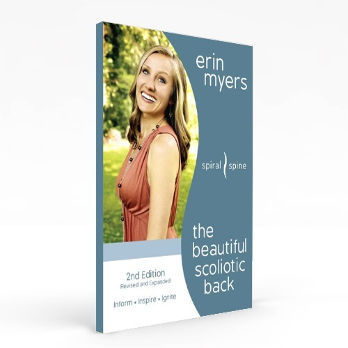 The Beautiful Scoliotic Back book by Erin Myers